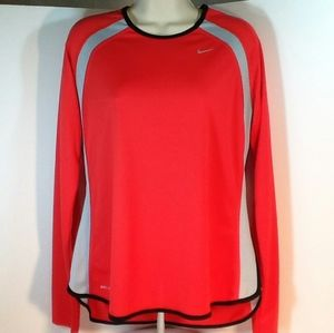 Nike Dri-fit Long Sleeve Tee